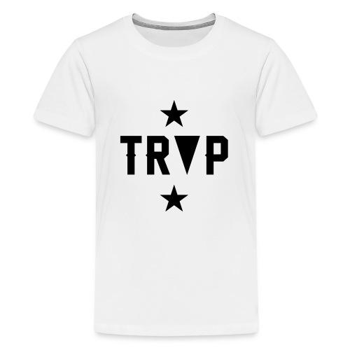 Trap_arm_GG - Teenage Premium T-Shirt