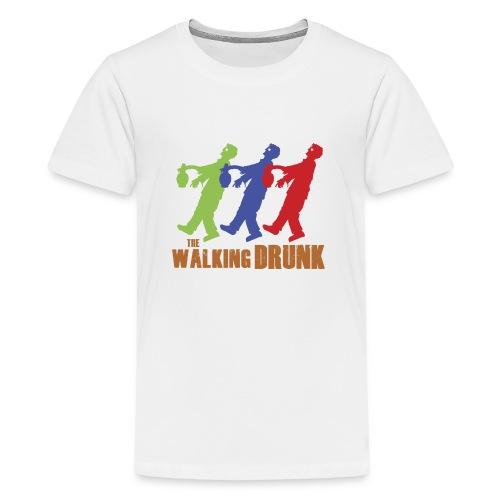 IoOdio ThaWalkinDrunk - Maglietta Premium per ragazzi