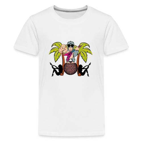 Disco Ape - Teenager Premium T-Shirt
