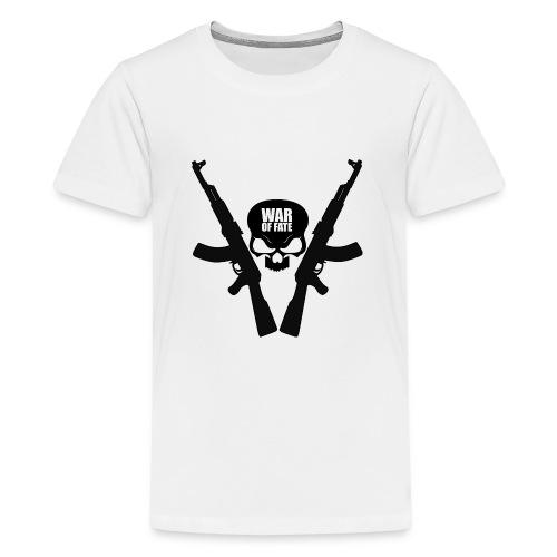 Gun - T-shirt Premium Ado