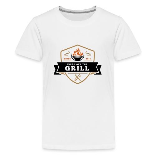 Fresh off the Grill 4C - Teenager Premium T-Shirt
