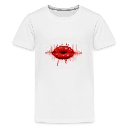 electric lip - T-shirt Premium Ado