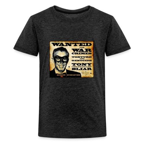 Wanted - Teenage Premium T-Shirt