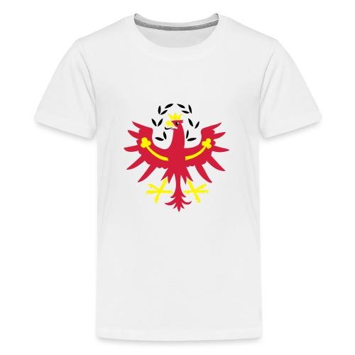 Tiroler Adler - Teenager Premium T-Shirt