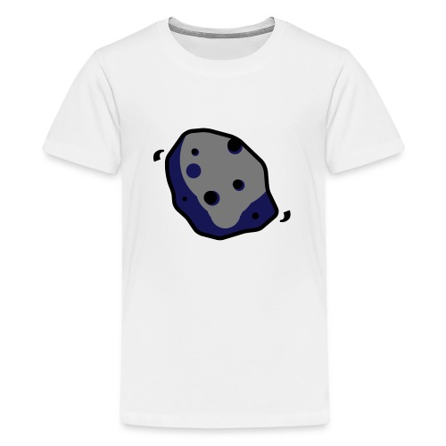 Asteroid - Teenage Premium T-Shirt