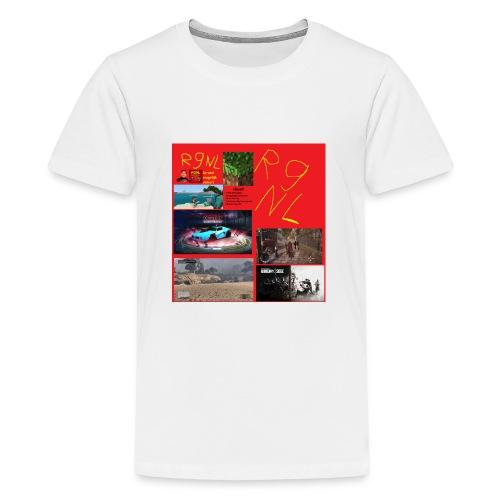 reidgamesnl - Teenager Premium T-shirt