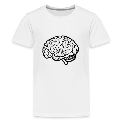 cerveau - T-shirt Premium Ado