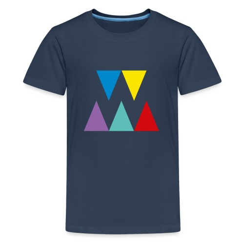 Logo We are les filles - T-shirt Premium Ado