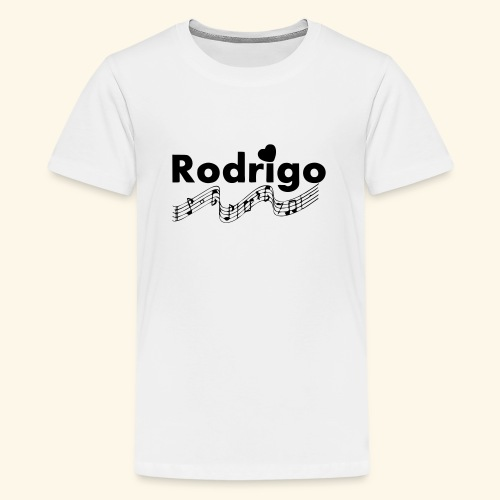 Rodrigo - Teenage Premium T-Shirt
