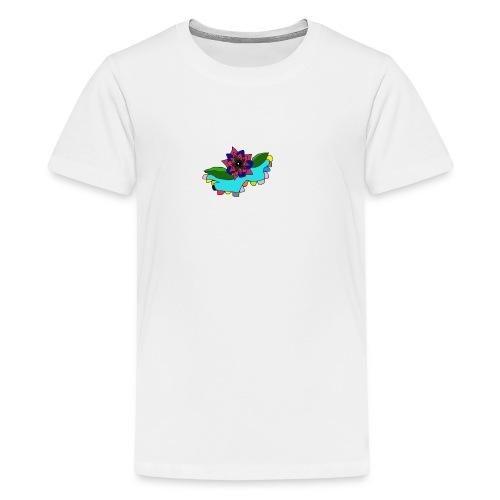 camista-png - Camiseta premium adolescente