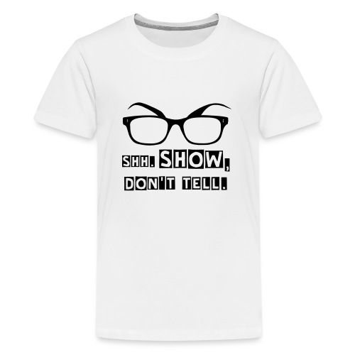 Alex Show - Teenager Premium T-Shirt