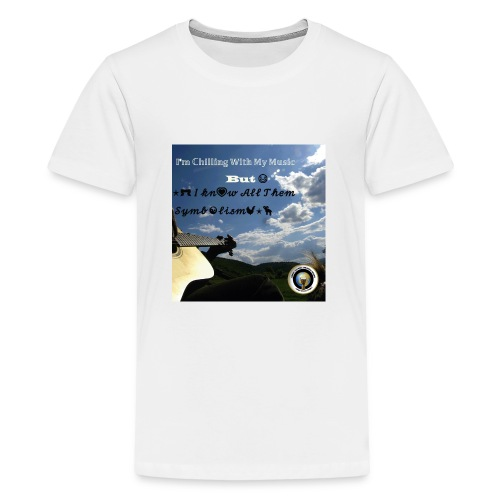 Symbolism - Teenage Premium T-Shirt