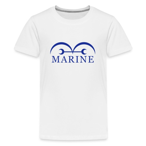 Marines - Camiseta premium adolescente