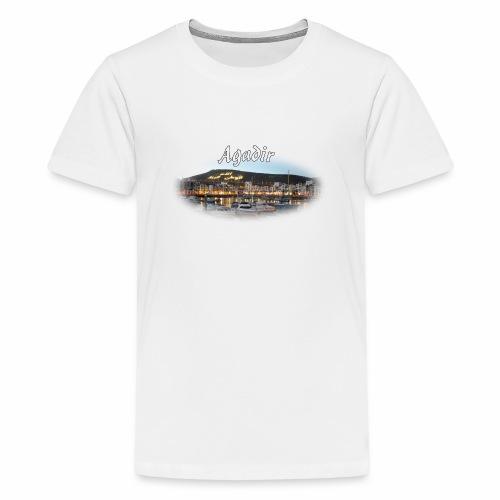 Agadir, Morocco - Teenage Premium T-Shirt