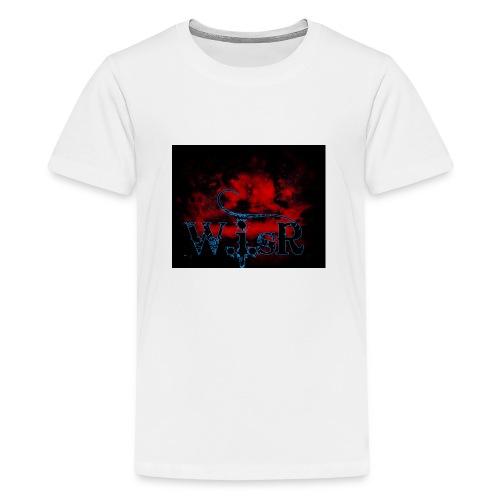WISR Huppari - Teinien premium t-paita