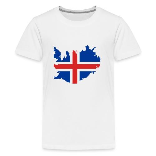 Iceland - Teenager Premium T-shirt
