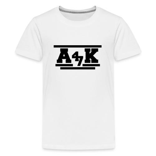 - A _K - - Teenage Premium T-Shirt