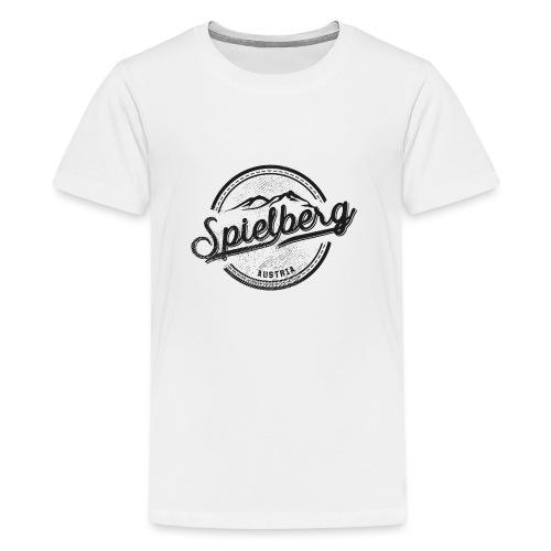 Spielberg-Vintage - Teenager Premium T-Shirt