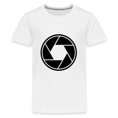 camera02 - Teenager Premium T-Shirt