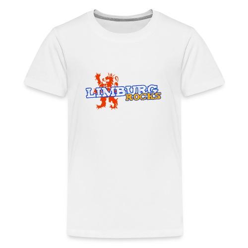 Limburg Rocks - Teenager Premium T-shirt