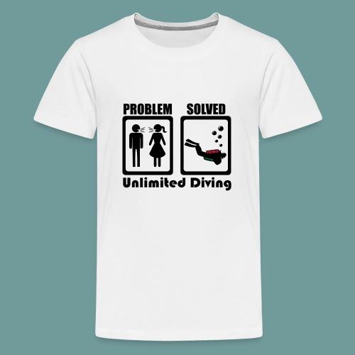 problem - T-shirt Premium Ado
