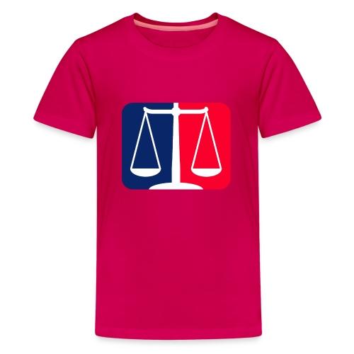 Logo2 - Teenager Premium T-Shirt