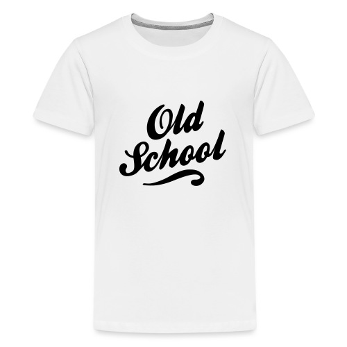 VINTAGE - T-shirt Premium Ado