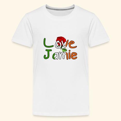 Jlove - Teenage Premium T-Shirt