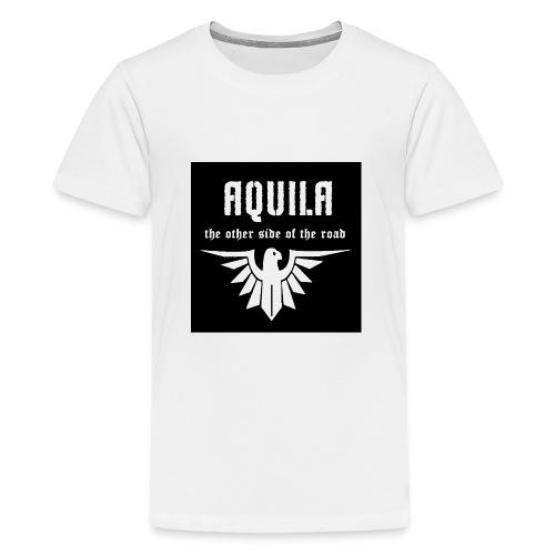 avatar groß durchsichtig GIF - Teenager Premium T-Shirt