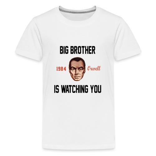 1984 - Camiseta premium adolescente