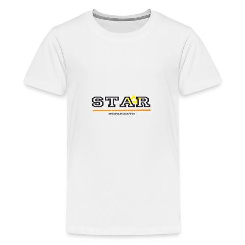 Star - København T-shirt - Teenager premium T-shirt
