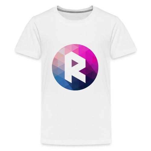 radiant logo - Teenage Premium T-Shirt