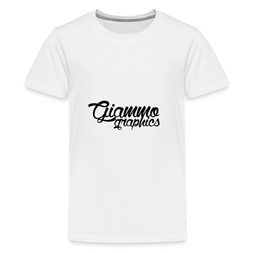 Maglietta GiammoGraphics #1 - Maglietta Premium per ragazzi