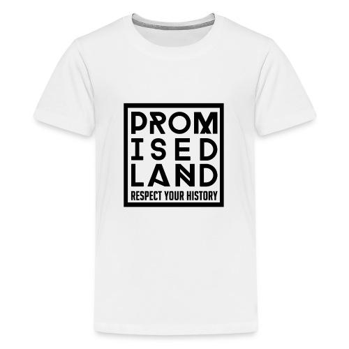 Limited Edition Promised Land 12th Birthday White - Teenage Premium T-Shirt
