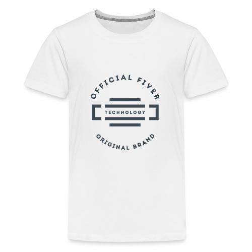Fiver Originals - Premium Graphic Tee - Teenage Premium T-Shirt