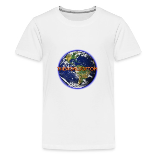 TheWorldOfTom Mug - Teenage Premium T-Shirt