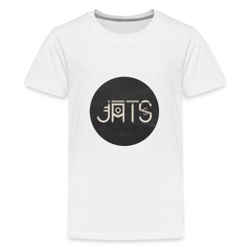 JATS indien circle - T-shirt Premium Ado