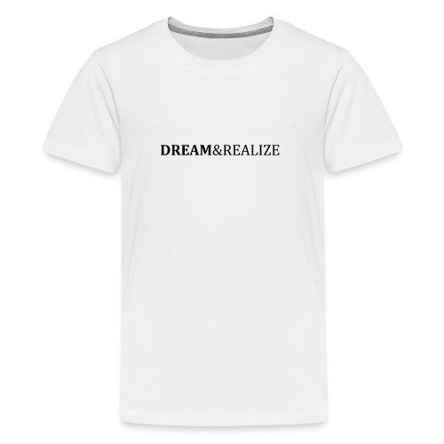 Untitled-2-gif - Teenage Premium T-Shirt