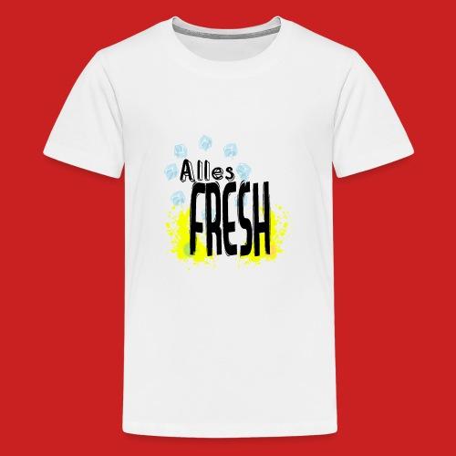 Alles Fresh / Frisch Sommer Eis - Teenager Premium T-Shirt