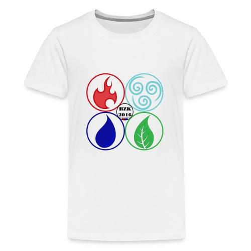 STUITERELEMENTEN2 - Teenager Premium T-shirt