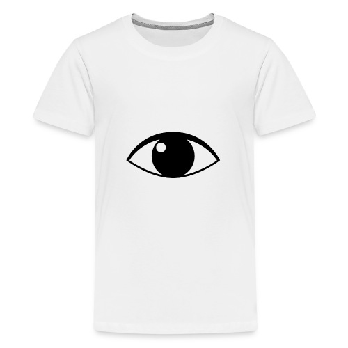 7TaoE9oRc png - Teenage Premium T-Shirt