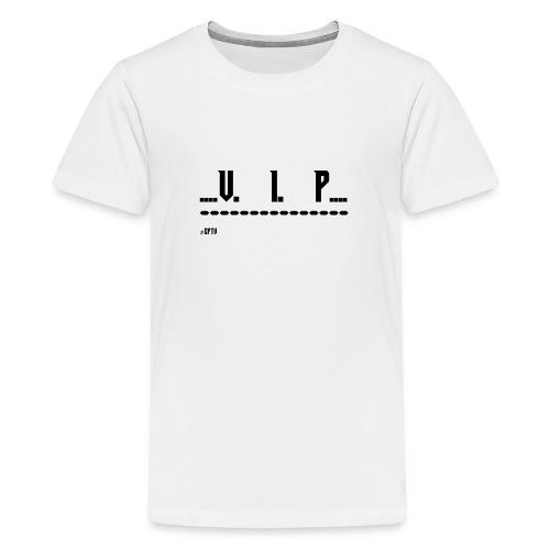 V.I.P #GPTV - Teenager Premium T-Shirt