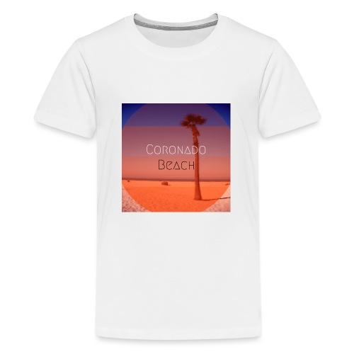 Coronado Beach - Teenager Premium T-Shirt