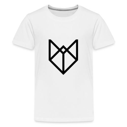 big black pw - Teenager Premium T-shirt