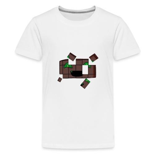 ChokoH - Camiseta premium adolescente