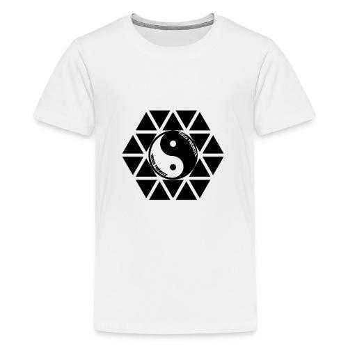Snapback Yin & Yang - T-shirt Premium Ado