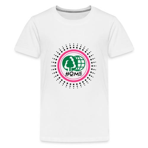 Planète home sweet home - T-shirt Premium Ado