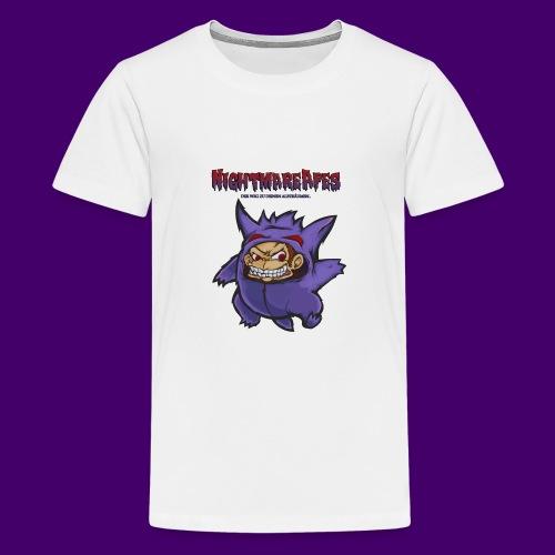 NightmareApes Tasche - Teenager Premium T-Shirt