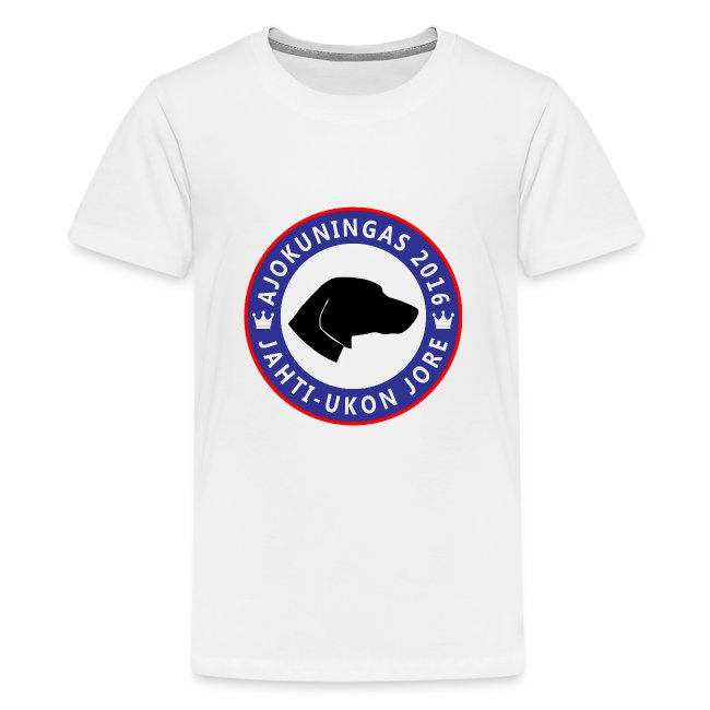 Ajokuningas t-paita