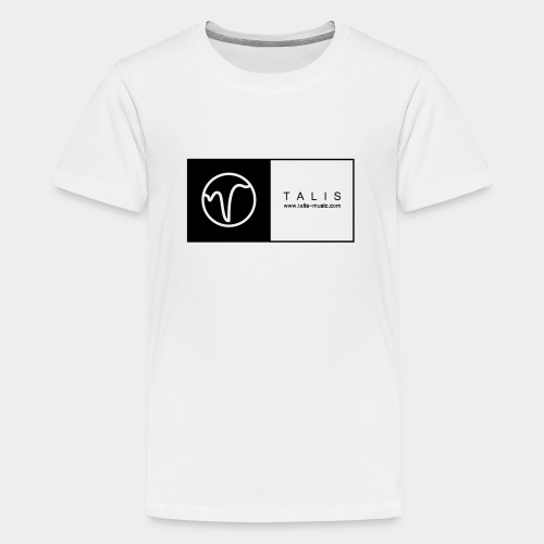 TALIS (2Quadrate) - Teenager Premium T-Shirt